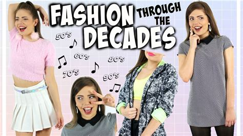 fashion trends   decades  style timeline