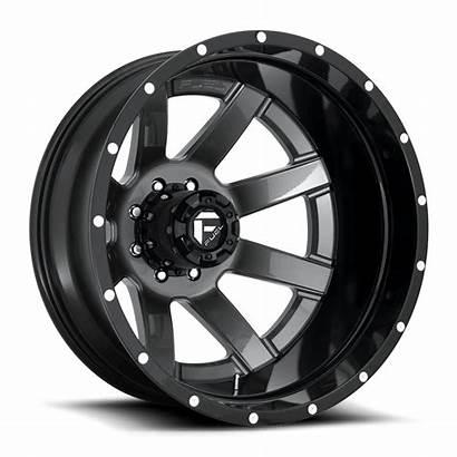 Dually Rear Maverick Wheels D262 Fuel Gloss