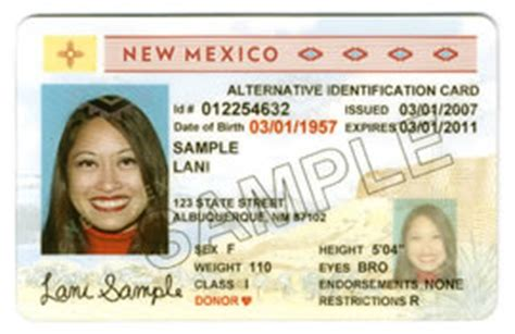 colorado dmv non resident form id cards nm motor vehicle division autos post