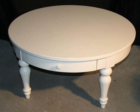 table basse ronde blanche table blanche ikea offres f 233 vrier clasf