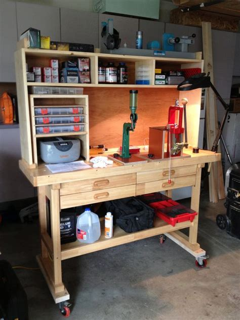 This Is A Harbor Freight Woodworking Bench I Had Purchased
