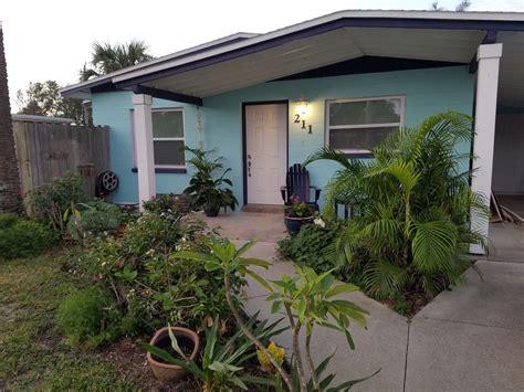 Blue Palm Beachside Cottage Heated Pool Homeaway
