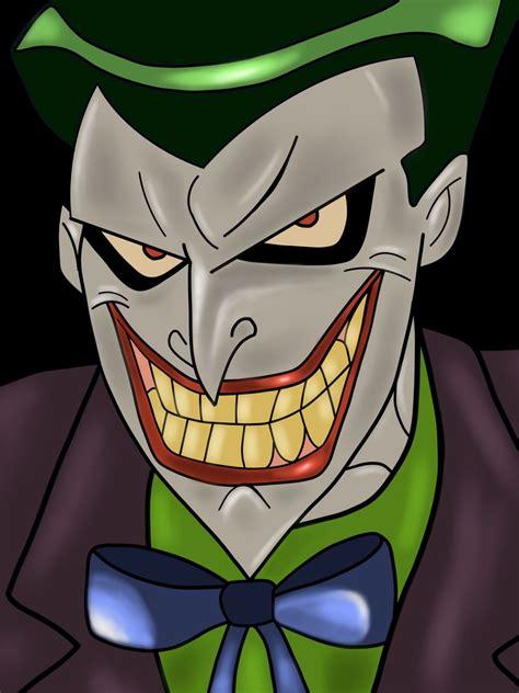 joker  animated series   annashipway  deviantart