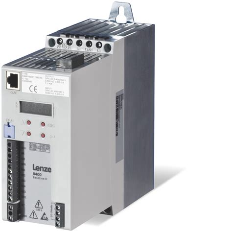 inverter drives 8400 baseline lenze in germany as easy as that