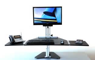 kangaroo pro adjustable height desk ergo desktop
