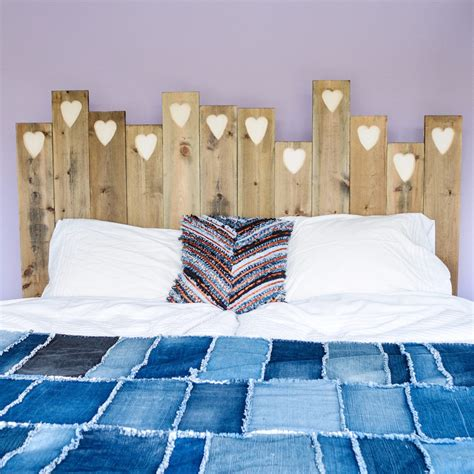 How To Make An Easy Headboard by How To Make An Easy Diy Headboard