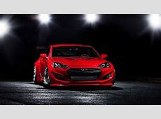 2014 BTR Hyundai Genesis Coupe Wallpapers & HD Images