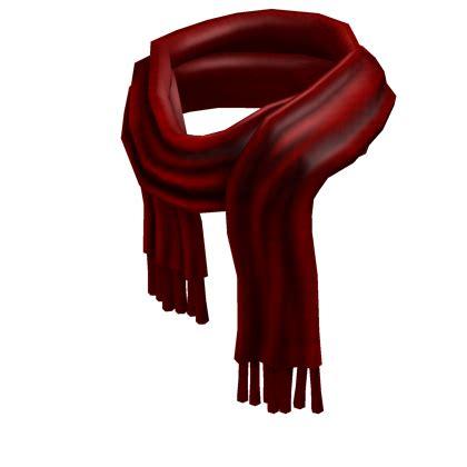 crimson winter scarf roblox wikia fandom powered  wikia