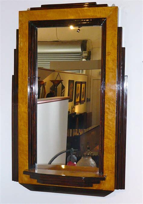 inspirations antique art deco mirrors  sale mirror