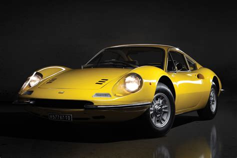 Dino For Sale by 1970 Dino 246 Gt L Series For Sale Hiconsumption