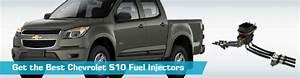 Chevrolet S10 Fuel Injectors - Injector