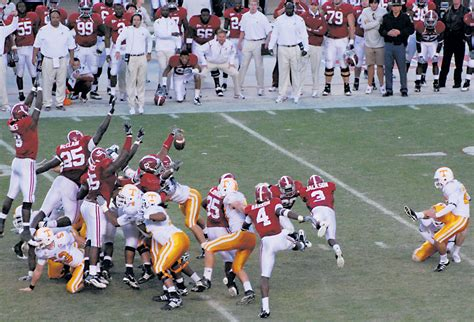 alabama  tennessee  rivalry  forgotten gameday