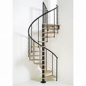 Escalier En Colimaçon : escalier colima on rond ringtube structure acier marche ~ Mglfilm.com Idées de Décoration