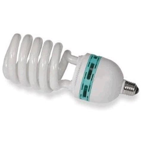 85w studio light bulb 5500k cfl kaezi photography