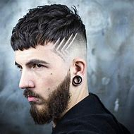 Men Haircut Designs Styles