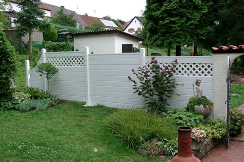 Sichtschutz Garten Gesetz by Sichtschutzzaun Als Alternative Zu Hecken 187 Gartenbob De