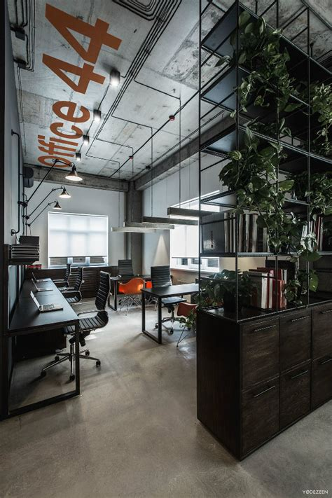 Industrial Design Interior by Offices With An Industrial Interior Design Touch