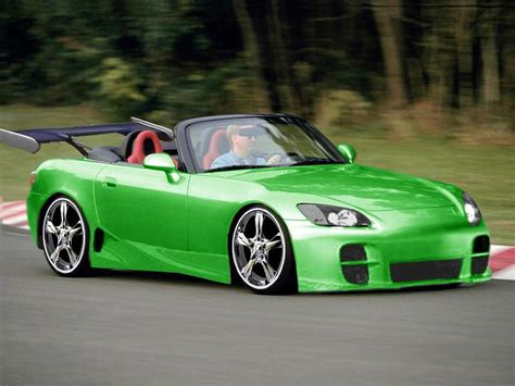 My Toroool Honda S2000 Honda Sport Study Model Concept Car