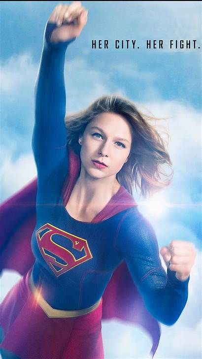 Supergirl Cool Wallpapers Phone Mobile Backgrounds Iphone