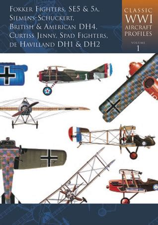 classic world war  aircraft profiles volume  fokker