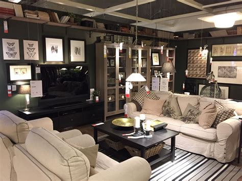 Ikea Shop Arbeitszimmer by The Layout Of This Ikea Showroom Living Room Is