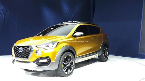Datsun Cross Picture by Datsun Showcases Exciting Mix Of Past Present Future At