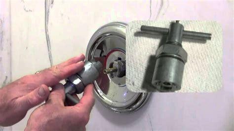 repair  moen showertub valve youtube