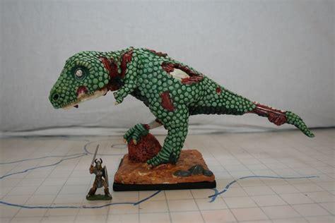 zombie undead dinosaurs rex land lost spooks players west