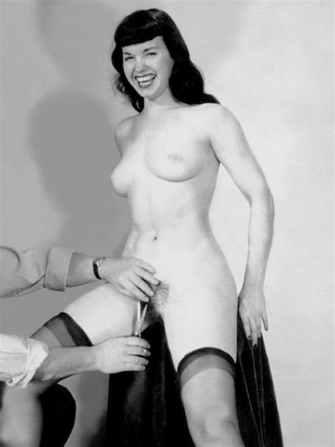 bettie page pussy classic betty sex porn pages