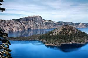 Pretty Picture of Crater Lake