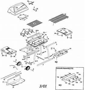 Kenmore Model 415159330 Grills Genuine Parts