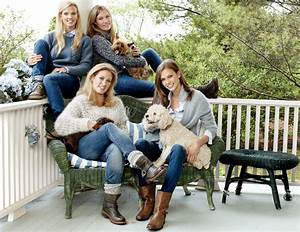 At Home with Supermodel Karlie Kloss and Her Sisters ...