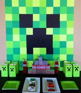 Minecraft Party Ideas hubpages