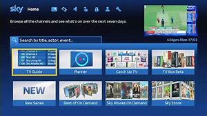 Video  Sky Launches New