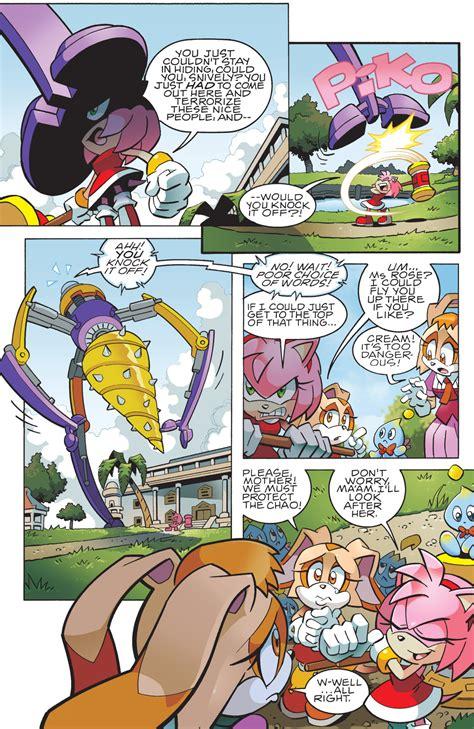 Princess Sally Vs Amy Rose Battles Comic Vine