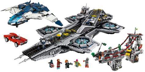 the 9 best lego marvel sets to build your own mcu