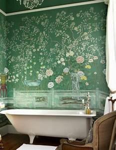 Tapete Für Badezimmer : modernes badezimmer verschiedene m gliche stile f rs moderne bad ~ Watch28wear.com Haus und Dekorationen