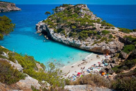 Greek Beaches Included In The Top European Beaches