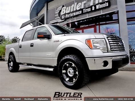 ford    xd spy wheels exclusively  butler