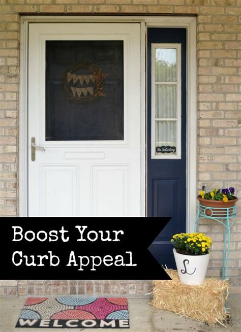 Four Star Front Door Curb Appeal Boost Your Curb Appeal