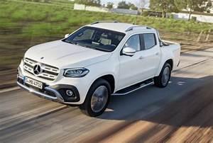 Classe X Mercedes : mercedes classe x il pick up a misura di lifestyle video ~ Mglfilm.com Idées de Décoration