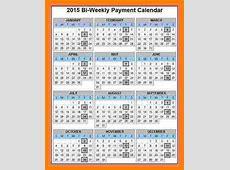 5+ biweekly payroll calendar Samples Of Paystubs