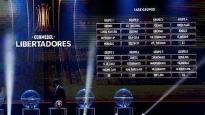 Sorteo espectacular de la Copa Libertadores 2018 AS