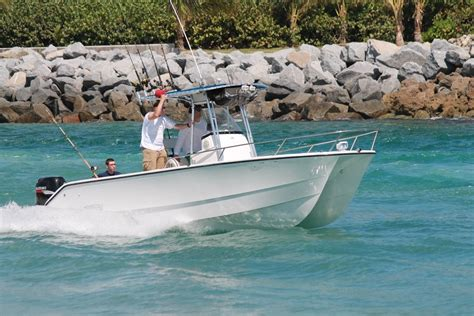 fishing catamaran boat cat catamarans jupiter inlet charter boaters boating florida question thread another hull attention fl central thehulltruth truth