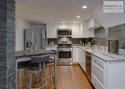 norfolk kitchen and bath modern kitchen with quartz norfolk kitchen bath