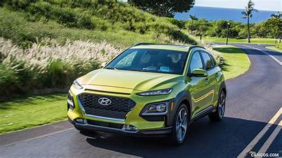 Hyundai Kona Quarter Three
