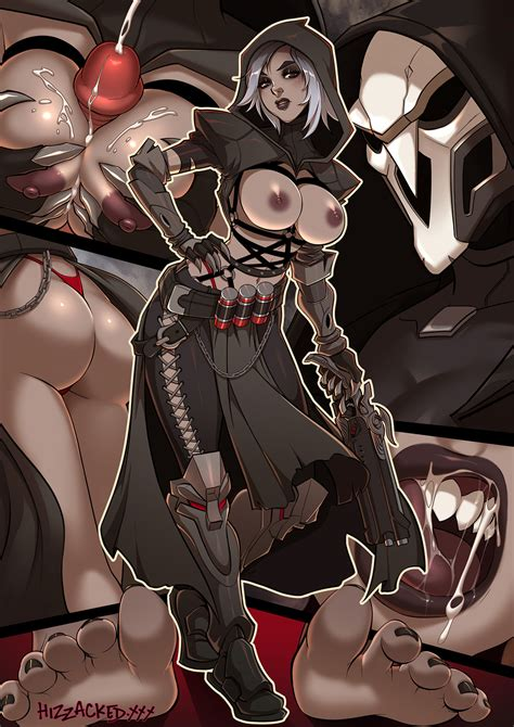 Genderbent Reaper By Hizzacked Hentai Foundry