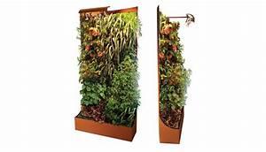 creer un mur vegetal sur son balcon With faire un mur vegetal exterieur soi meme