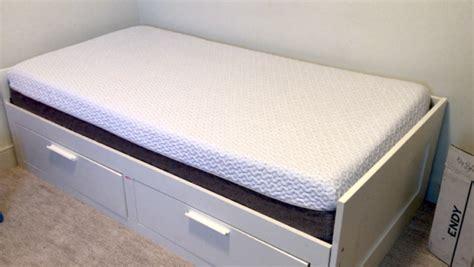 school endy mattress review solo mom takes