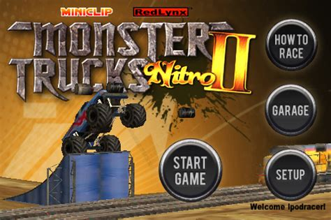 monster trucks nitro 2 list of 10 best miniclip games times news uk